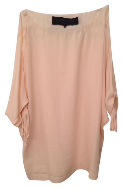 Leyendecker Boho Top Pink