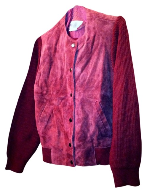 Preload https://img-static.tradesy.com/item/1350299/oxblood-30779-jacket-size-petite-2-xs-0-0-650-650.jpg