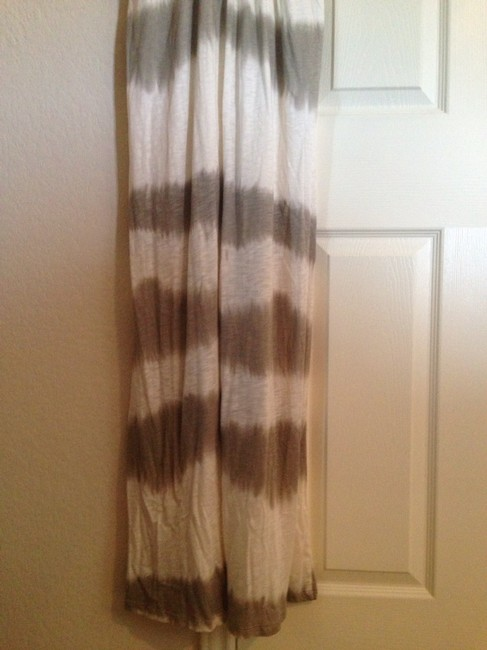 Brown Tie-dye Maxi Dress by Renee C.