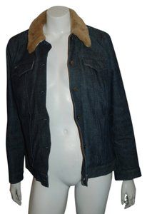 Burberry Denim blue Womens Jean Jacket