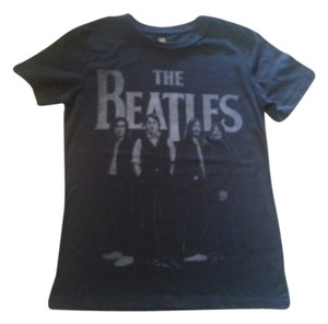 Epic Threads Beatles Graphic T Shirt Black