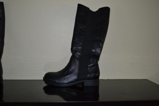 TRI-Ankle Black Boots