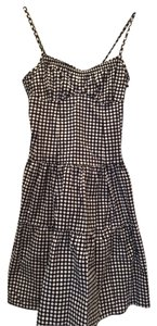 Nanette Lepore short dress Black and white dots Polka Dot on Tradesy