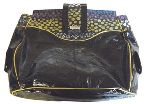 MICHE Abagail Magnetic Interchangeable Shell Cover Satchel in black