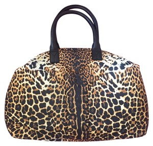 Saint Laurent Satchel in Leopard