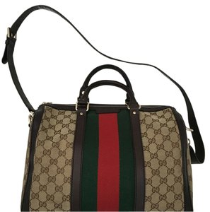 Gucci Satchel in Original Canvas