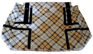 MICHE Magnetic Satchel in plaid