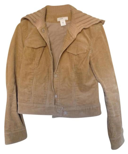Preload https://item4.tradesy.com/images/jcrew-camel-corduroy-fall-autumn-jacket-sweater-button-up-size-4-s-1350653-0-0.jpg?width=400&height=650