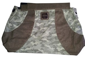 MICHE Magnetic Satchel in camoflauge