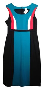 Tracy Reese short dress COLORBLOCK on Tradesy
