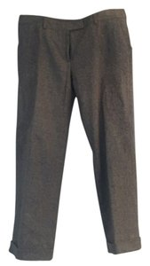 Roberto Cavalli Capri/Cropped Pants Grey