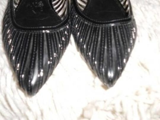 Jessica Simpson Pointed Black Flats