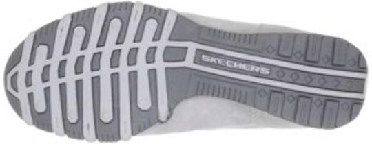 Skechers Grey/Pink Athletic