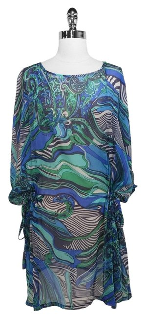 Preload https://item1.tradesy.com/images/blumarine-blue-green-silk-cover-upsarong-size-4-s-1350815-0-0.jpg?width=400&height=650