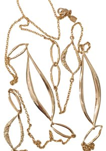 Alexis Bittar Crystsl Pave Long Necklace