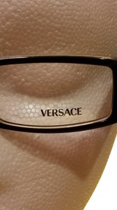 Versace Prescription Eyeglass Frames Versace Prescription Glasses (Frame with faux glass))