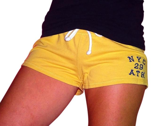 Item - Yellow Canary Xxi Nyc Lounge Surf Beach Shorts Size 8 (M, 29, 30)