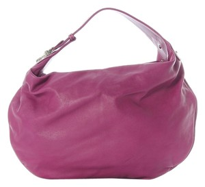 Marc Jacobs Violet Purple Slouchy Hobo Bag