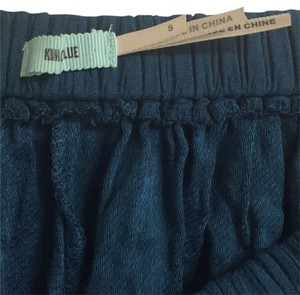 Kimchi Blue Mini Skirt Beautiful deep teal