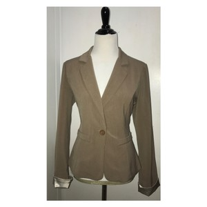 NaNa Light Brown Blazer
