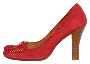 Cole Haan red Pumps