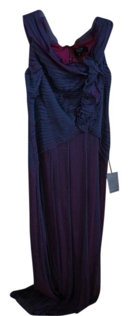 Item - Dark Lavender Pink Long Formal Dress Size 2 (XS)