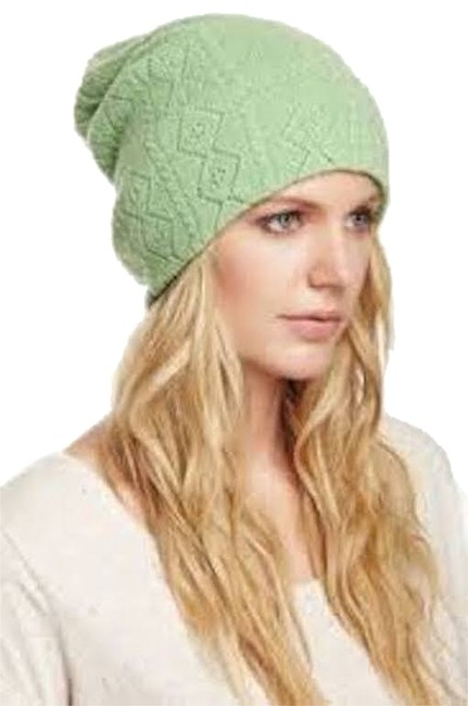 Item - Lime Green New with Tags Crocheted Beani Hat