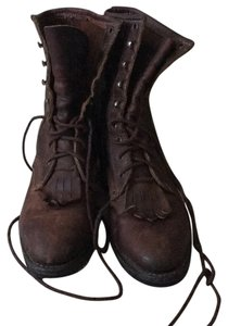 Vibram Brown Boots