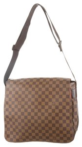 Louis Vuitton Laptop Damier Ebene Messenger Bag