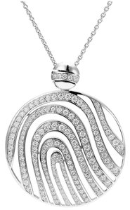 Piaget Piaget 18K White Gold Diamond Necklace G36P6417
