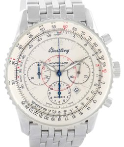 Breitling Breitling Navitimer Montbrilliant Chronograph Steel Mens Watch A41330