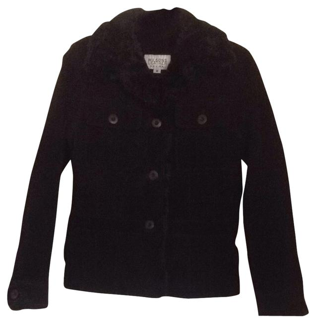 Preload https://item5.tradesy.com/images/wilsons-leather-black-size-8-m-1351349-0-0.jpg?width=400&height=650