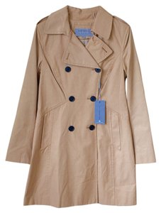 Marc New York Trench Beige Coat