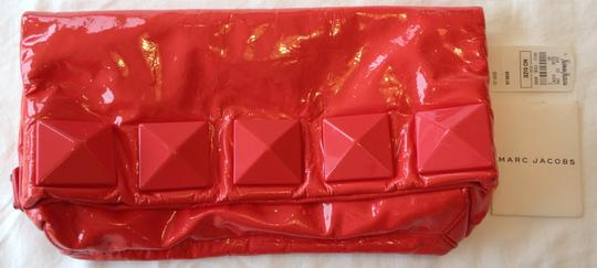 Marc Jacobs Coral / Salmon Clutch