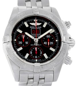 Breitling Breitling Chronomat Blackbird Red Strike Limited Mens Watch A44359