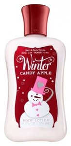 Bath and Body Works Bath and body works Winter candy apple 8 oz body lotion