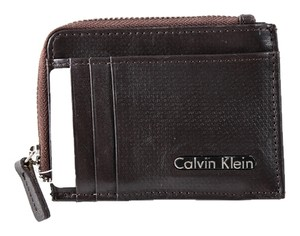 Calvin Klein CALVIN KLEIN WHITE LABEL SOHO ZIP COMMUTER WALLET
