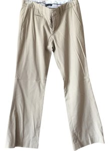 Gap Straight Pants Beige