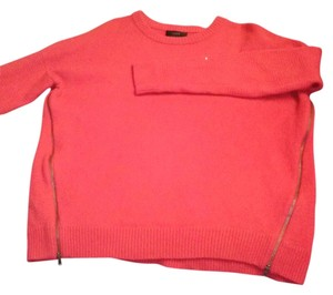 J.Crew Wool Side Zippers Sweater