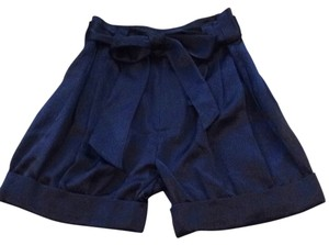 Marc by Marc Jacobs Dress Shorts Navy blue