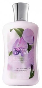 Bath and Body Works Enchanted Orchid body lotion full size 8 oz