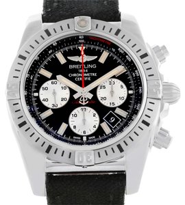 Breitling Breitling Chronomat 44 Airborn Anniversary Chronograph Watch AB0115