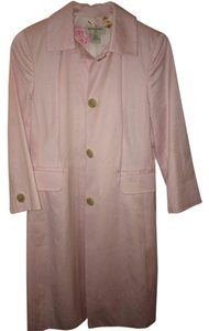 Banana Republic Pastel Knee Length Dressy Work Coat