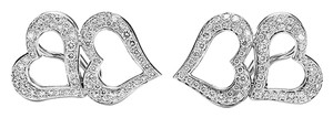 Piaget Piaget 18K White Gold Diamond Earrings G38L2200