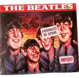 Other NEW The Beatles: Last Night in Hamburg RARE CD - still in shrink wrap