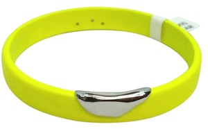 Alexis Bittar Alexis Bittar Neon Yellow Bangle Bracelet
