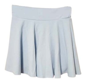Mini Skirt Light Blue