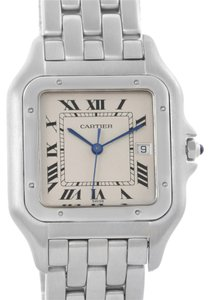 Cartier Cartier Panthere Jumbo Stainless Stainless Steel Watch W25032P5