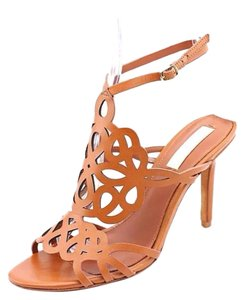 Ralph Lauren Isabela Brown Sandals