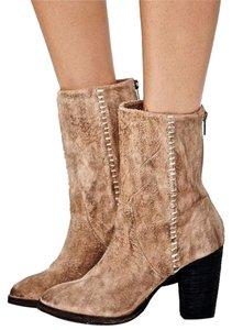 Free People Stone / Tan Boots